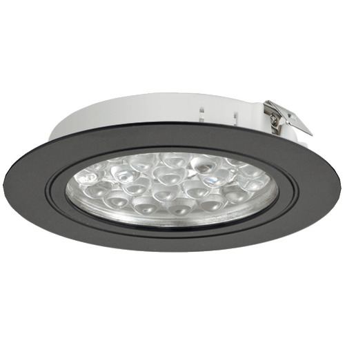Hafele 833.75.007 Round Recess/Surface Mounted Downlight