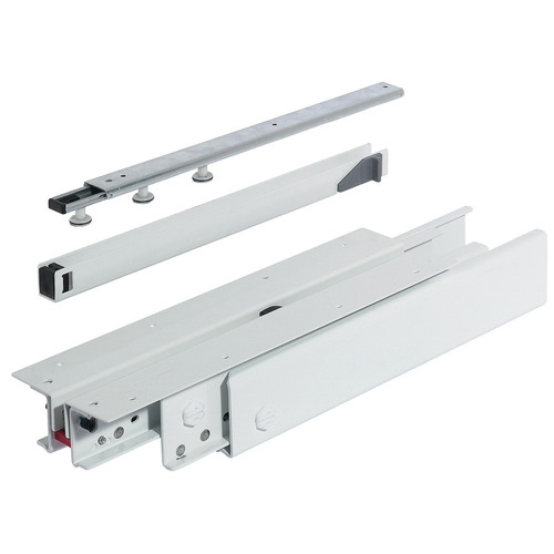 Hafele 421.50.751 FR 777 Top/Bottom Mounted Pull-Out Cabinet Slide