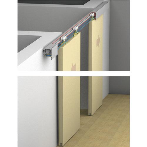Hafele 941.12.005 Sliding Door Hardware