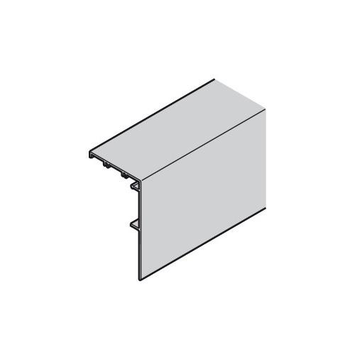 Hafele 940.43.330 Clip-On Fascia for Wall Bracket
