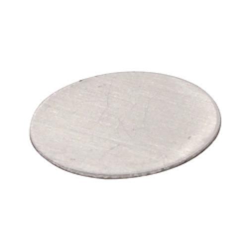 Hafele 356.01.539 Plate for Magnet for K Push Door Catch