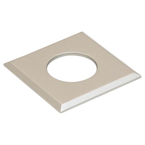 Hafele 833.72.190 Square Recessed Mount Trim Ring for Loox LED 2040/Loox5 LED 2040