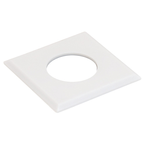 Hafele 833.72.191 Square Recessed Mount Trim Ring for Loox LED 2040/Loox5 LED 2040
