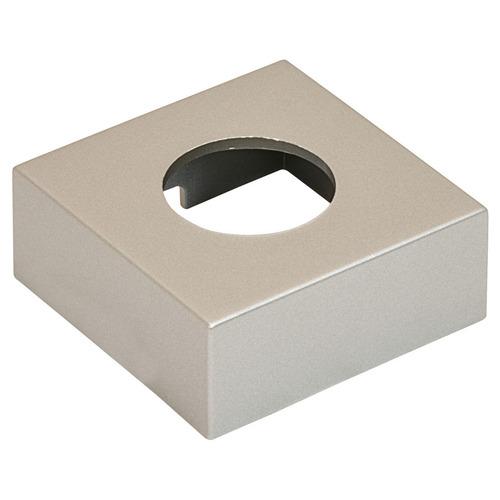 Hafele 833.72.182 Square Surface Mount Trim Ring for Loox LED 2040/Loox5 LED 2040