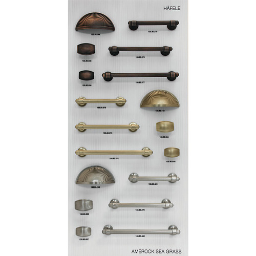 Hafele 732.05.122 Decorative Hardware Display Board