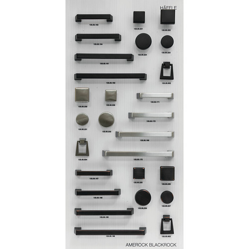 Hafele 732.05.123 Decorative Hardware Display Board