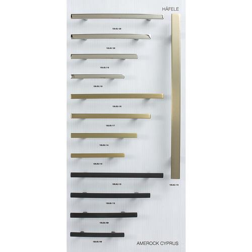 Hafele 732.05.184 Decorative Hardware Display Board